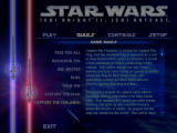 Star Wars: Jedi Knight II - Jedi Outcast Windows There are seven different multiplayer modes available