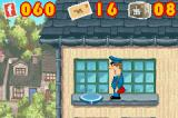 Postman Pat and the Greendale Rocket Game Boy Advance You should push this button to progress further...