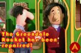 Postman Pat and the Greendale Rocket Game Boy Advance Greendale Rocket has been repaired...