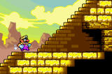 Warioland 4 Game Boy Advance Intro