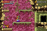 Warioland 4 Game Boy Advance Underground