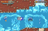 Warioland 4 Game Boy Advance Underwater