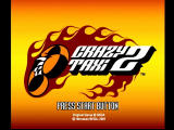 Crazy Taxi 2 Dreamcast Title Screen