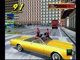 Crazy Taxi 2 Dreamcast Now you can pick up multiple fares.