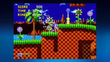 Sonic the Hedgehog Xbox 360 While invincible, enemies cannot hurt Sonic.