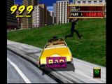 Crazy Taxi 2 Dreamcast Hey! Don't leave!