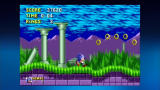 Sonic the Hedgehog Xbox 360 The Marble Zone has sinking platforms which trail lava.