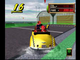 Crazy Taxi 2 Dreamcast Why do Cheerleaders want to go to the docks?