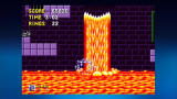 Sonic the Hedgehog Xbox 360 Some areas rain lava pillars onto Sonic - be careful!