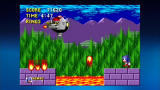 Sonic the Hedgehog Xbox 360 Robotnik returns, aiming to burn Sonic to a crisp!