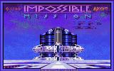 Impossible Mission II Apple IIgs Title screen
