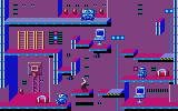 Impossible Mission II Apple IIgs When exploring rooms, don't fall off the bottom of the screen!