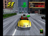 Crazy Taxi 2 Dreamcast The Small Apple