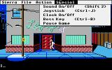 Leisure Suit Larry in the Land of the Lounge Lizards Apple IIgs While the IIgs version has pull-down menus, it is not menu-driven like the Mac version