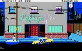 Leisure Suit Larry in the Land of the Lounge Lizards Apple IIgs You call for a cab