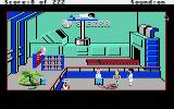 Leisure Suit Larry in the Land of the Lounge Lizards Apple IIgs Larry is brought down to the back office