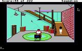 Leisure Suit Larry in the Land of the Lounge Lizards Apple IIgs You make your way into the back room behind the bar