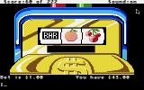 Leisure Suit Larry in the Land of the Lounge Lizards Apple IIgs Playing a fruit machine