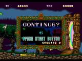 Fantastic Night Dreams: Cotton PlayStation Continue option