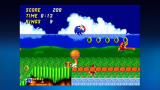 Sonic the Hedgehog 2 Xbox 360 The piranhas return in the Emerald Hill Zone.