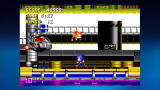 Sonic the Hedgehog 2 Xbox 360 Robotnik tries to drop toxic chemicals on our heroes.