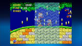 Sonic the Hedgehog 2 Xbox 360 Watch out for enemies, or your rings will fly out everywhere!