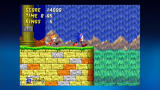Sonic the Hedgehog 2 Xbox 360 Another huge waterfall