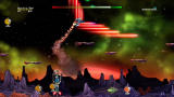 Jetpac Refuelled Xbox 360 This stage is starting to mix it up with different enemy types.