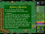 The Pure Wargame DOS Scenario briefing