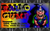 Rallo Gump DOS Title screen
