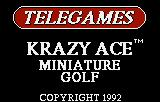 Krazy Ace Miniature Golf Lynx Loading screen