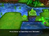 Frogger 2: Swampy's Revenge Windows Frogs one and two