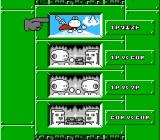 Joy Mecha Fight NES Game selection