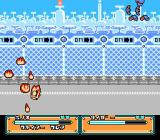Joy Mecha Fight NES The second fight, using the first captured robot.