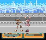 Joy Mecha Fight NES The third fight, using the second captured robot.