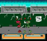 Joy Mecha Fight NES The fourth fight, using the third captured robot.