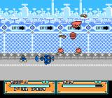 Joy Mecha Fight NES The fifth fight, using the fourth captured robot.