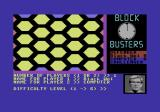 Blockbusters Commodore 64 Input required
