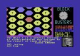 Blockbusters Commodore 64 So I didn't add the space. Big deal