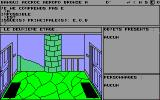 Top Secret Amstrad CPC The door of your neighbor is locked, and you have not key for it yet...