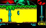 Thundercats Amstrad CPC Jumping over lethal pits...