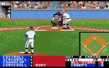 HardBall! Apple IIgs On the field