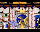 Super TaeKwonDo Master Amiga Counter attack