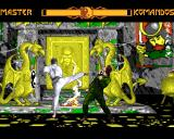 Super TaeKwonDo Master Amiga Double kick - hit 1