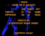 Super TaeKwonDo Master Amiga Fight results