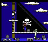 Skull & Crossbones NES Game start