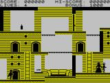 Zorro ZX Spectrum There's the key