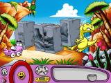 Putt-Putt Travels Through Time Windows A Jurassic variation on the slide puzzle
