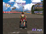 Surf Rocket Racers Dreamcast Amazon River