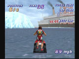 Surf Rocket Racers Dreamcast Arctic Cold